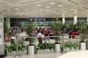 DOHA Airport; Most Sleep Friendly Airport :)